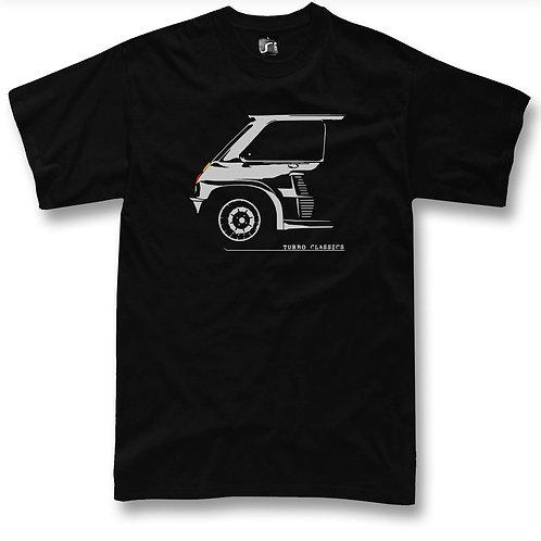 Renault 5 Turbo t-shirt