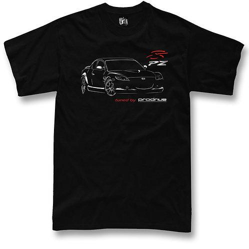 RX8 PZ Prodrive t-shirt