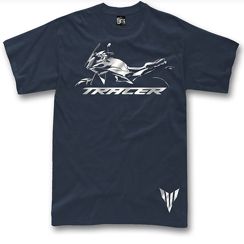 Yamaha Tracer t-shirt - Design 2 -  Other colors