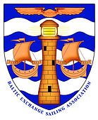 Baltic Exchange Sailing Association Crest