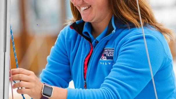 An evening with Paralympic sailor Hannah Stodel