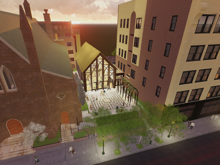 Bowerman Associates Announces Construction Underway for Addition to Grace Episcopal Church