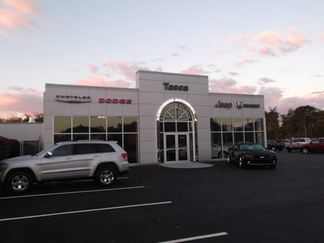 Tasca Chrysler Dodge Jeep Ram - Westerly, Rhode Island