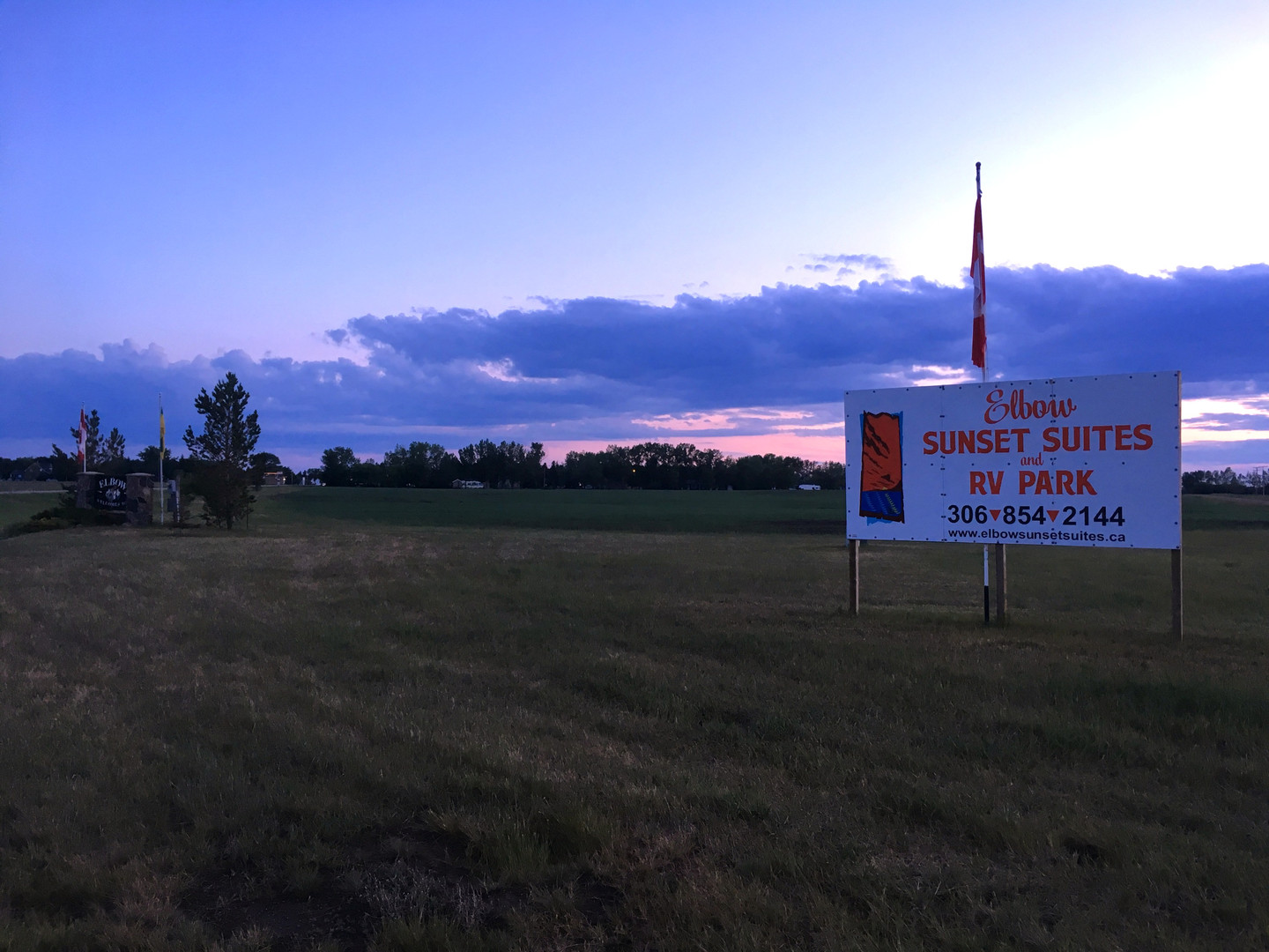 Elbow Sunset Suites and RV Park