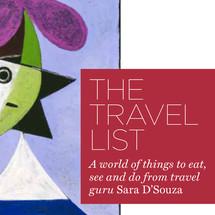 The Travel List