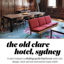 Old Clare Hotel
