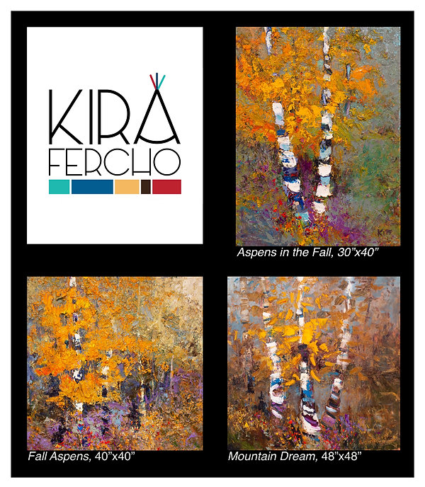 Kira Fercho Original Oil Paintings www.kirafercho.com