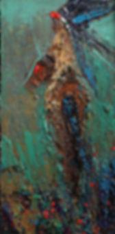 CMR 2020 KIRA FERCHO auction painting