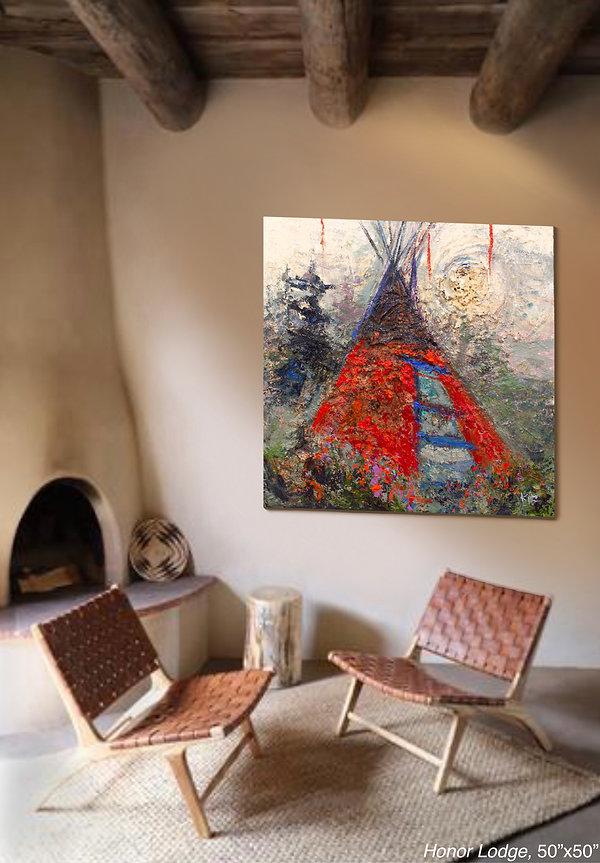 Kira Fercho original oil paintings. www.kirafercho.com western artist