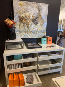 we're awaiting your visit. Come to Big Sky, our gallery is packed full of color!