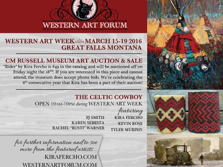 Western Week 2016