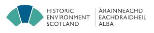 New Grant from Historic Scotland