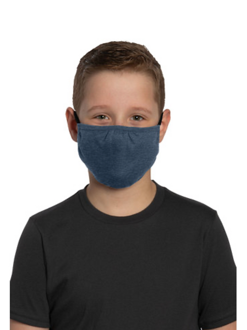 District Youth Shaped Face Mask