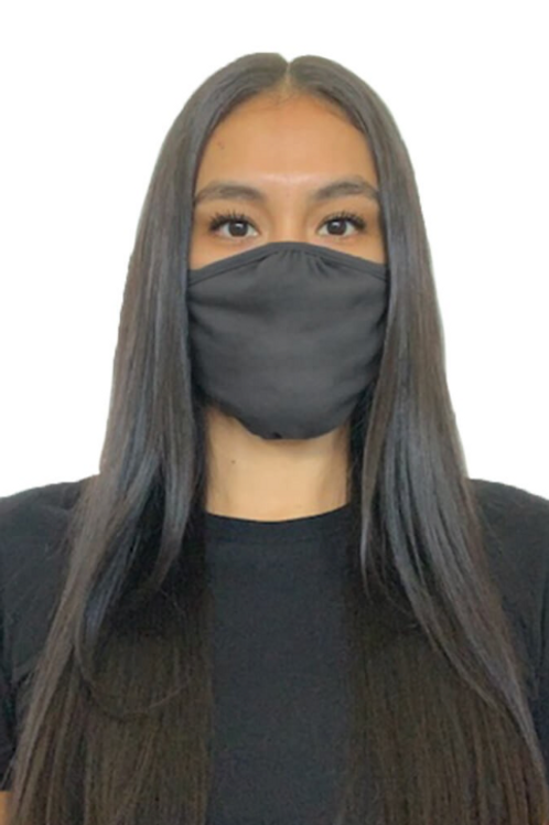 Next Level ECO Adult Face Mask (Cotton/Poly Blend)