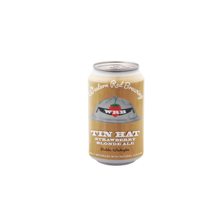 Tina Hat Strawberry Blonde Ale
