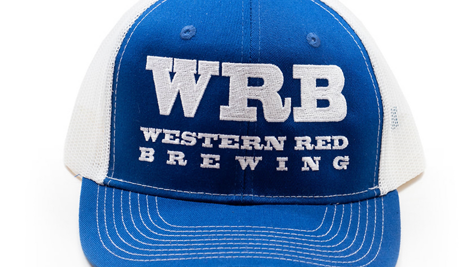 WRB Snapback Trucker Ballcap