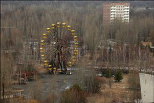 Freelance writer on Spain's Costa del Sol Dilip Kuner's blog on solar energy at Chernobyl