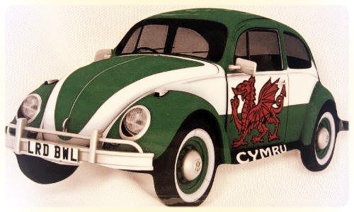 Welsh VW Beetle