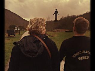 Filming in Blaenau Gwent