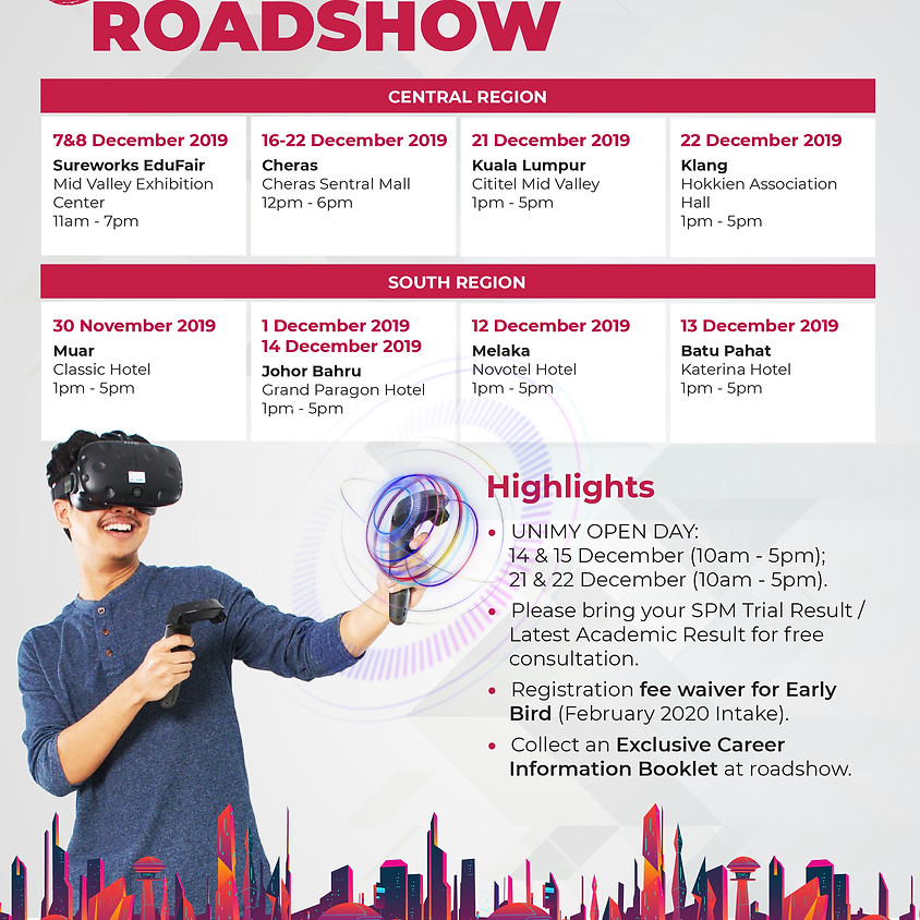 Johor Bahru Road Show