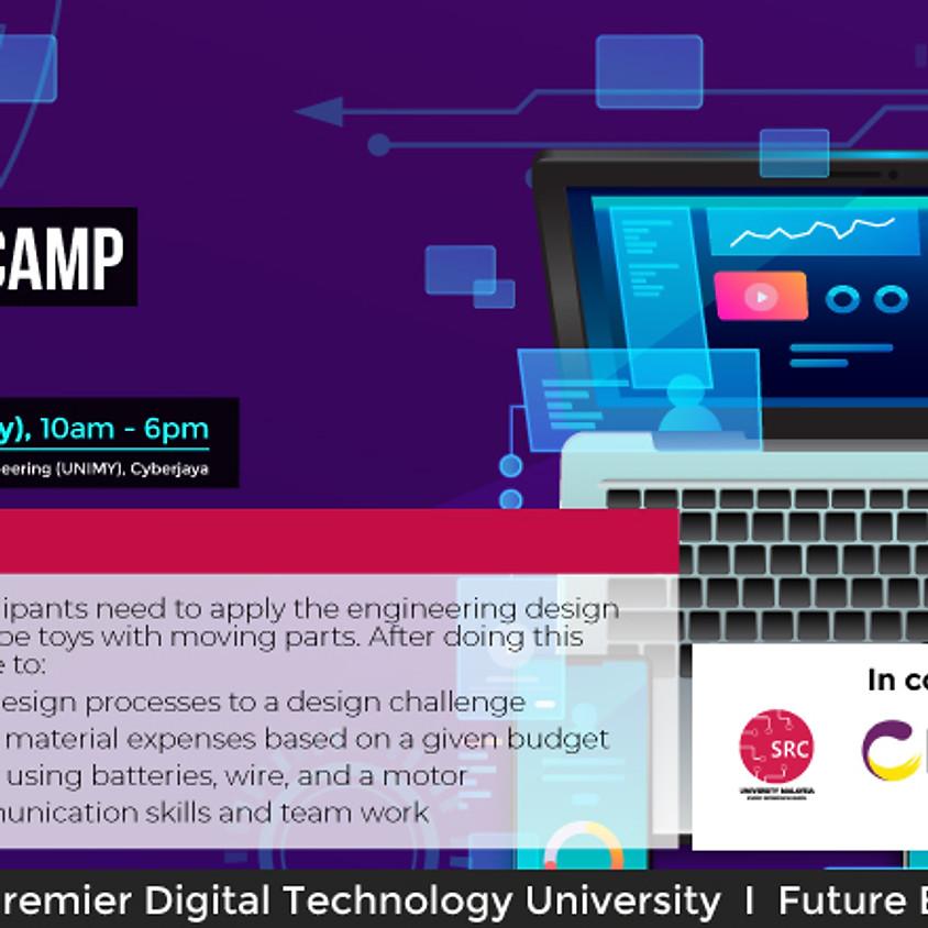 UNIMY IT- STEM Boot Camp