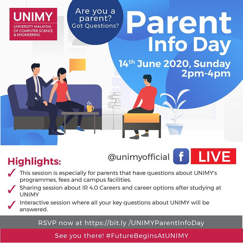 Parent Info Day
