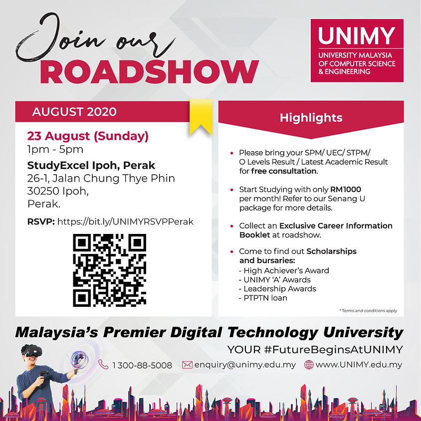 Road Show - Perak