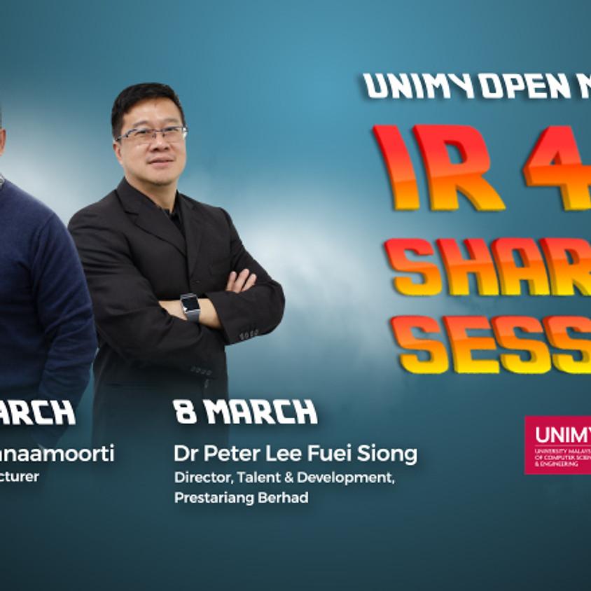 UNIMY Open day 7,8 Mar