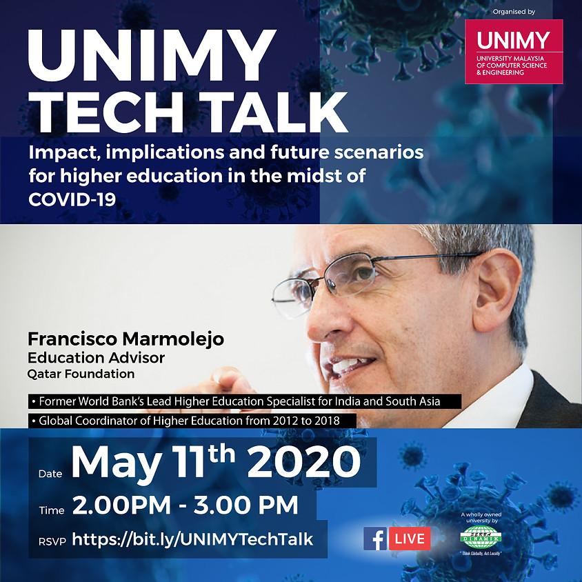 UNIMY Tech Talk