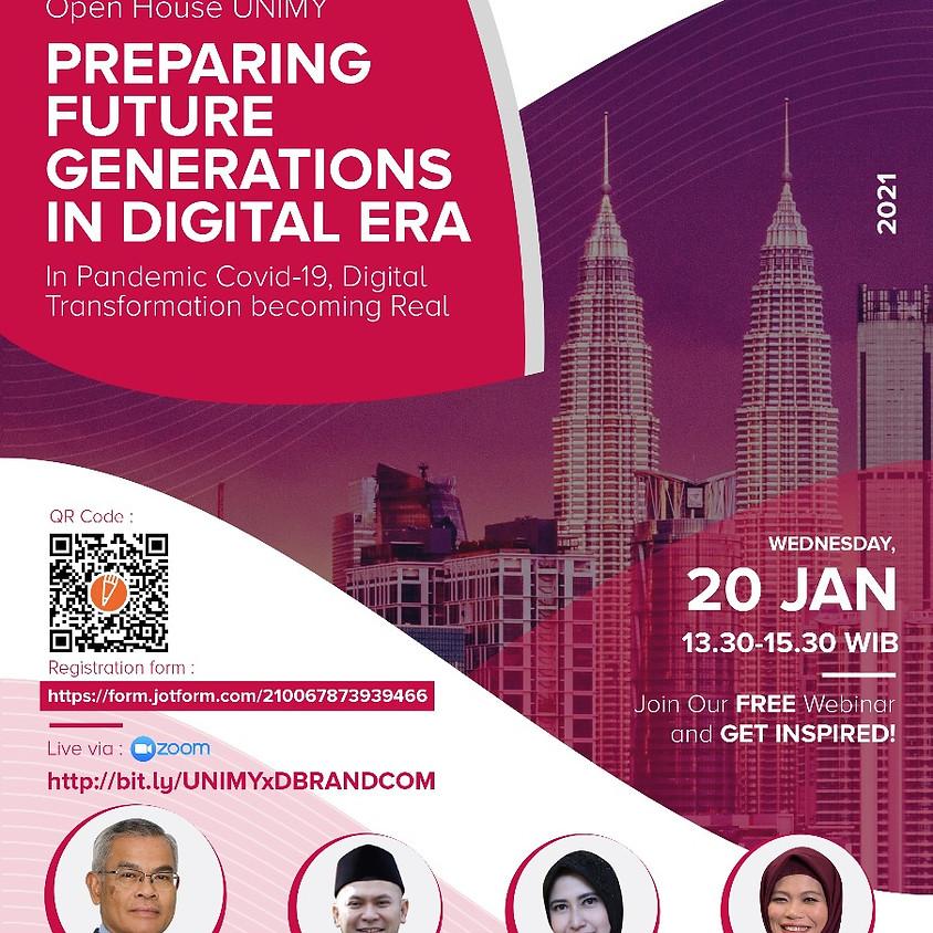 Jakarta: PREPARING FUTURE GENERATIONS IN A DIGITAL ERA