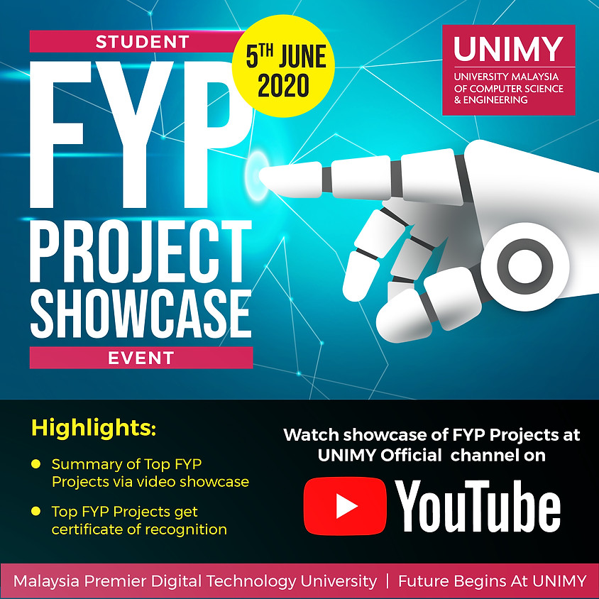 Student FYP Showcase