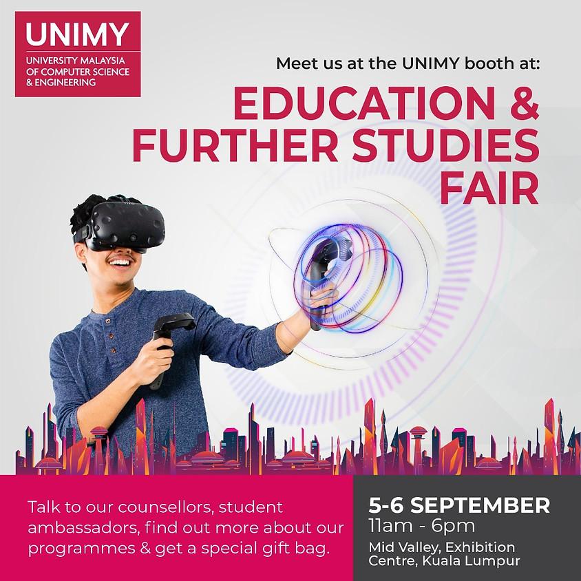 UNIMY EduFair @ MidValley 5, 6 September