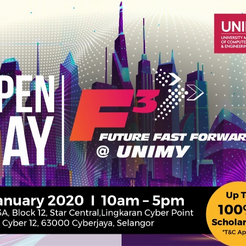 F3 Open Day @ Star Central