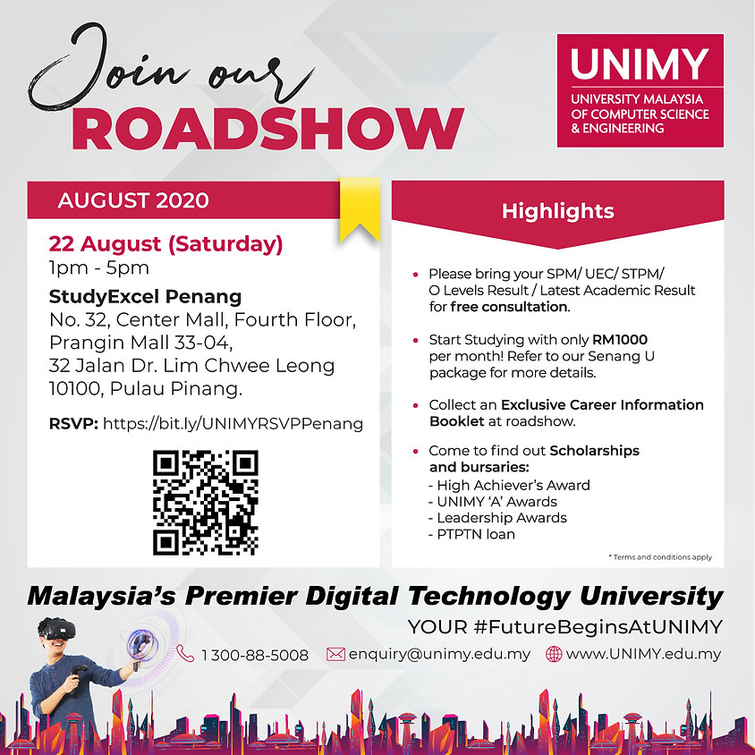 Road Show - Penang