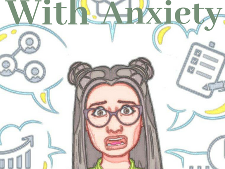 5 Methods I Use For Coping With Anxiety