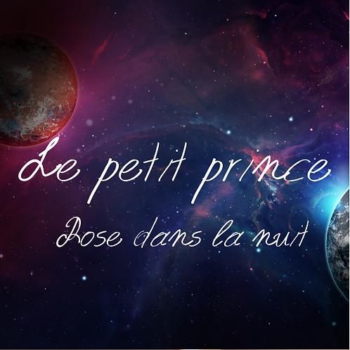 Bougie parfumée - Le petit prince