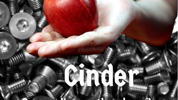 Bougie parfumée - Cinder