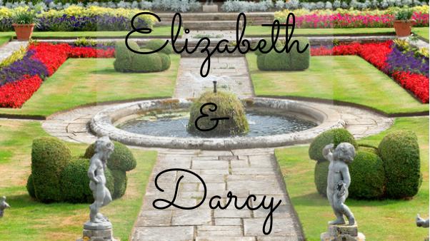 Bougie parfumée - Elizabeth & Darcy