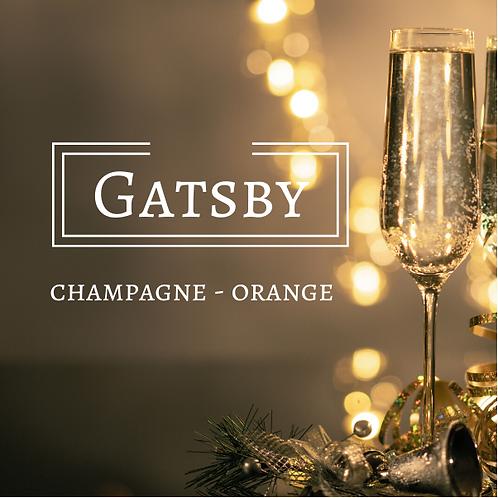 Bougie parfumée - Gatsby