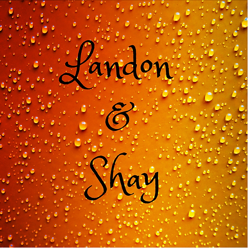 Bougie parfumée - Landon & Shay