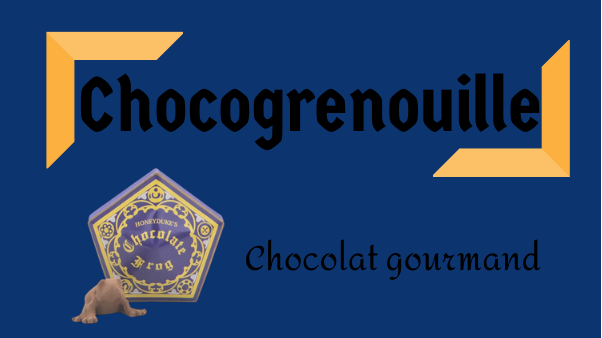 Bougie parfumée - Chocogrenouille