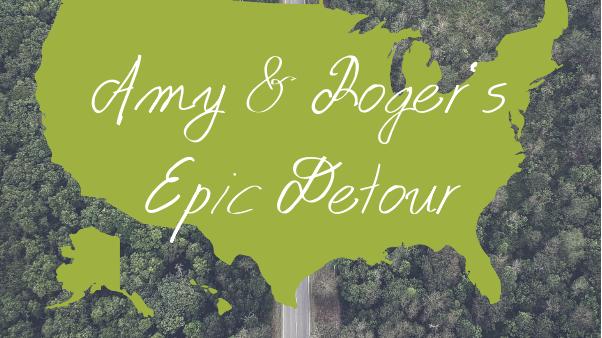 Bougie parfumée - Amy & Roger's Epic Detour