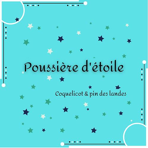 Bougie parfumée - Poussière d'étoile