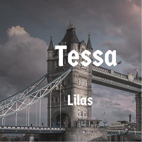 Bougie parfumée - Tessa