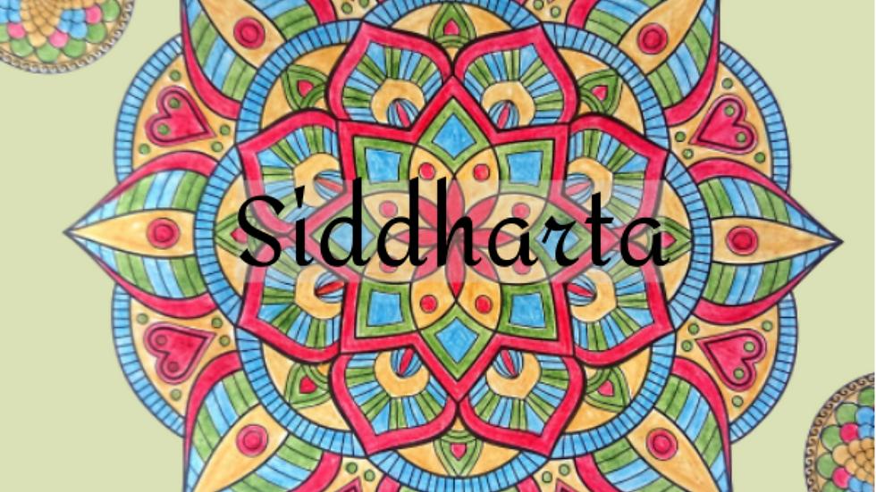 Bougie parfumée - Siddharta