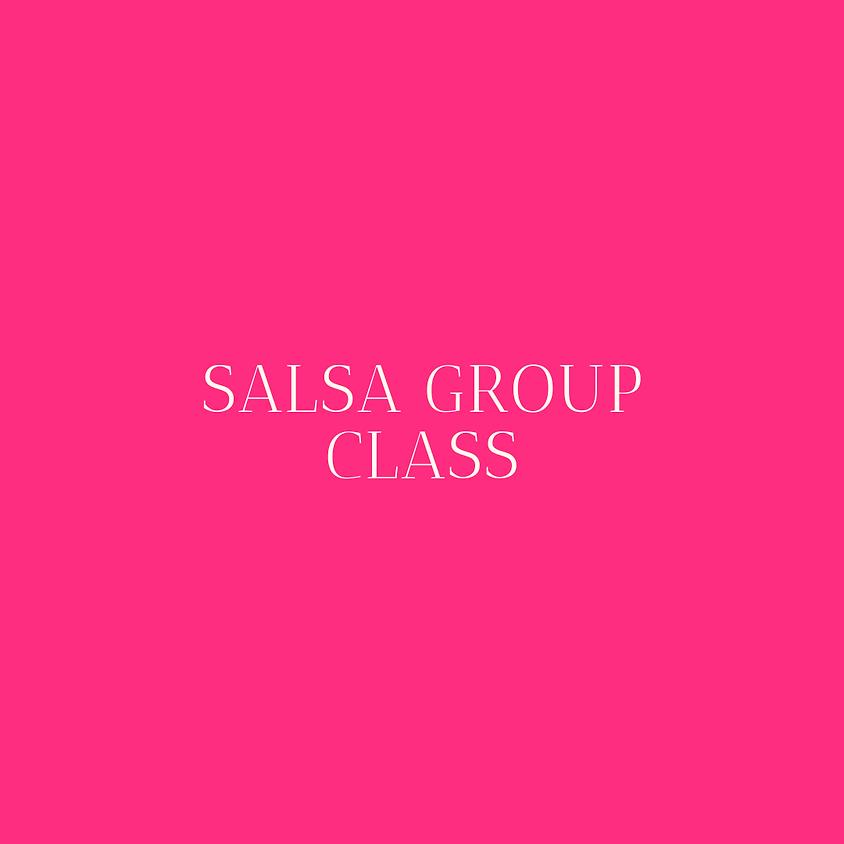 July Beginner Salsa Series