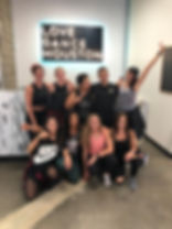 Private Group Dance Class, Team Building Events, Work Social, Luncheon, Corporate Team Building, Dance Classes, Hip-Hop for work, Mimosas, BYOB, Team Building Activites in Houston, Heights