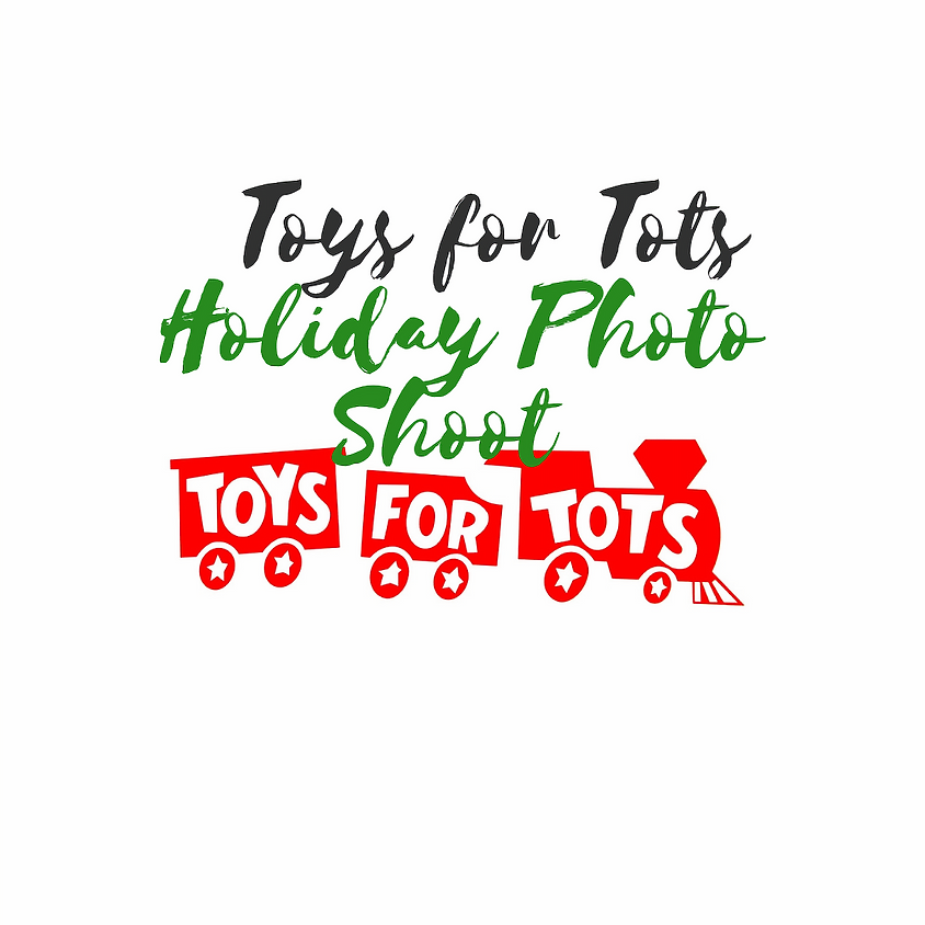 Toys For Tots Holiday Portrait Shoot