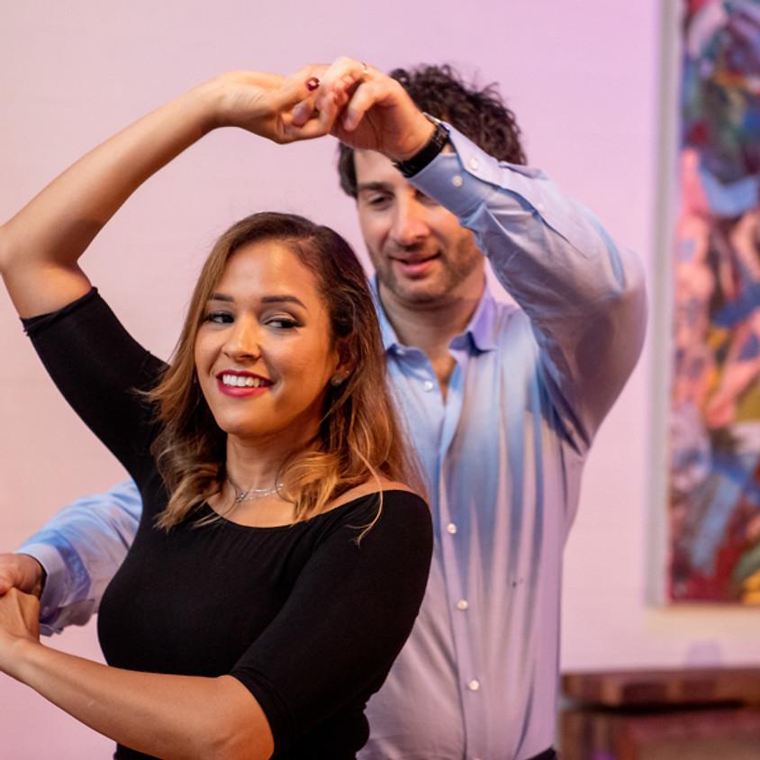 Couples Beginner Salsa Series