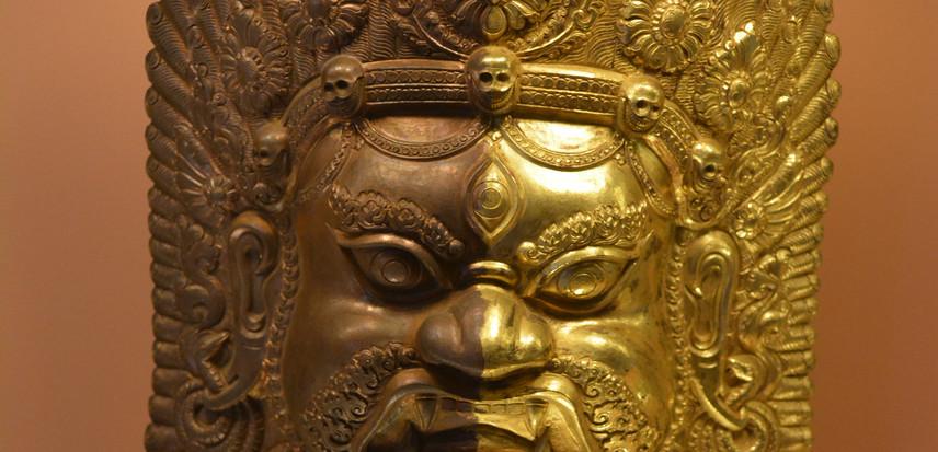 Bhairav bust